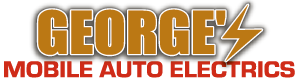George's Mobile Auto Electrics logo