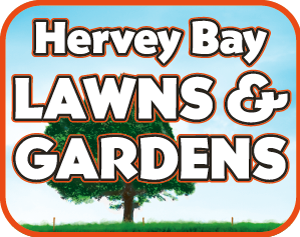 Hervey Bay Lawns & Gardens logo