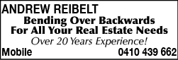 Andrew Reibelt - Image Property - Real Estate Agents