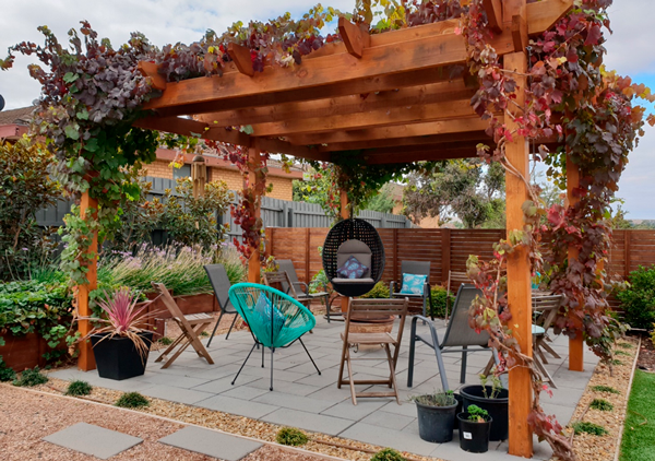 Executive Landscape & Design | Landscape Contractors & Design in Bacchus Marsh | PBezy Pocket Books local directories - image Decking pergola by Executive Landscape and Design Image2.png