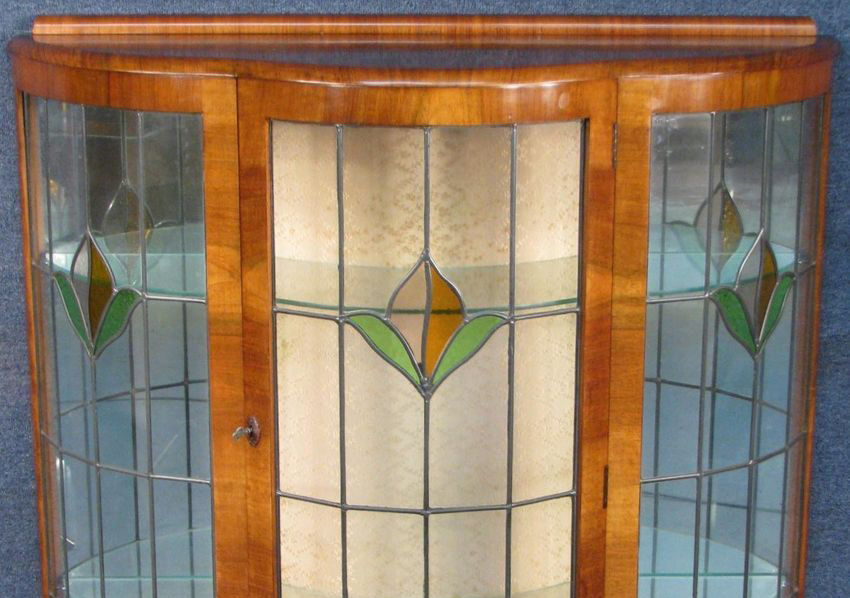 Diamond Glass & Leadlights | Broken glass repair and leadlights in Caboolture and Brisbane | PBezy Pocket Books local directories - image Diamond_Glass_Leadlights_China_Cabinet.jpg