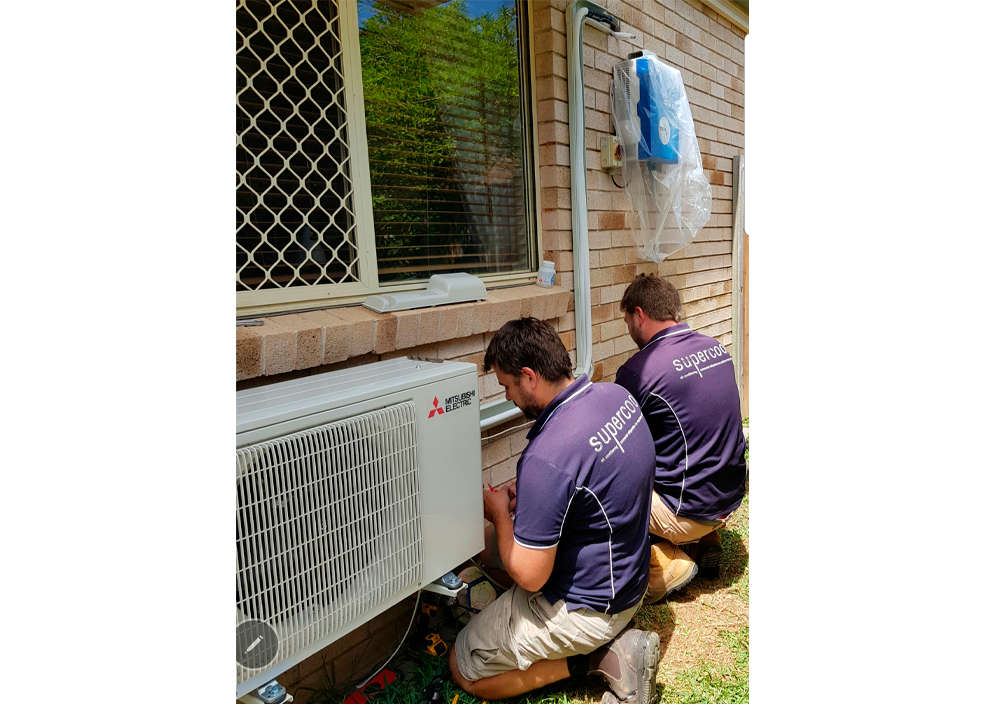 Supercool Air Conditioning in Deception Bay QLD - image Supercool_Installation.png