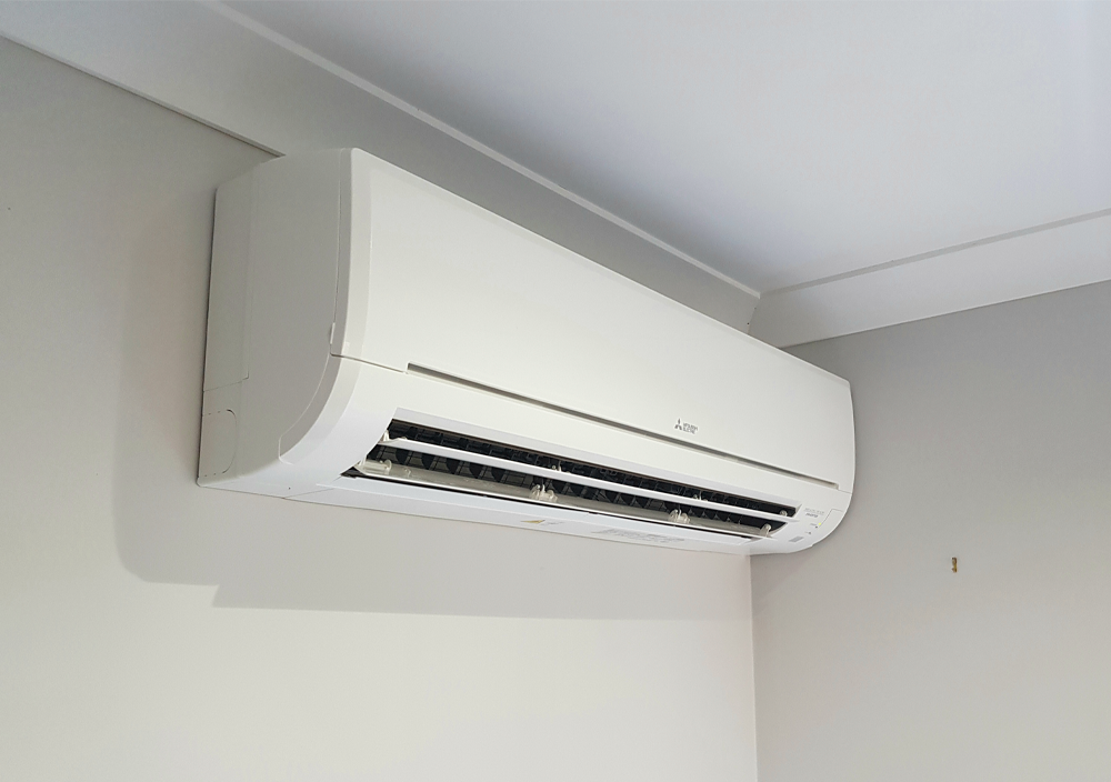 Supercool Air Conditioning in Deception Bay QLD - image Supercool_Split_System_Inside_White.png