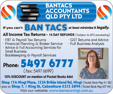 Bantacs Accountants (Qld) Pty Ltd - advertisement