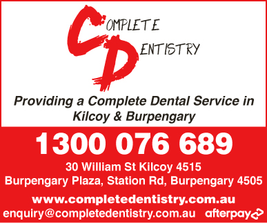 Complete Dentistry - advertisement