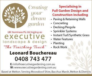 Executive Landscape & Design - advertisement