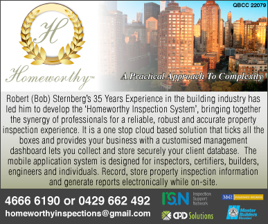 Homeworthy Inspection Services - advertisement